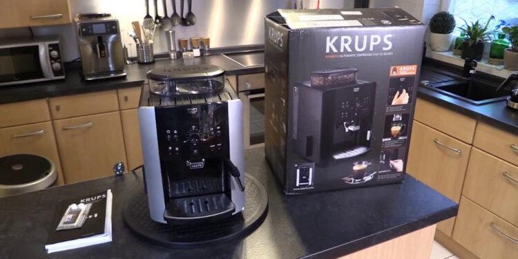 Krups EA811810 Arabica espressor automat