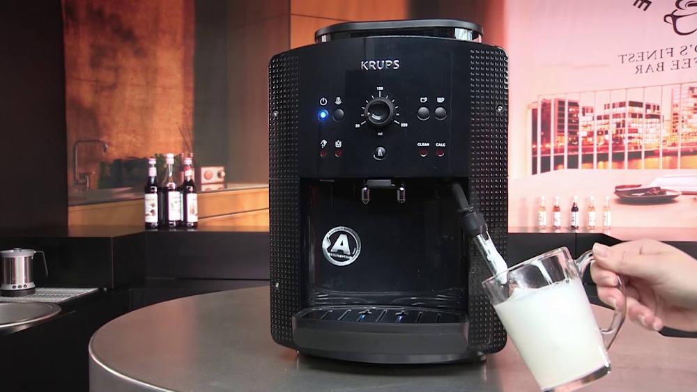 Krups Espresseria Automatic EA810B70 aparat cafea