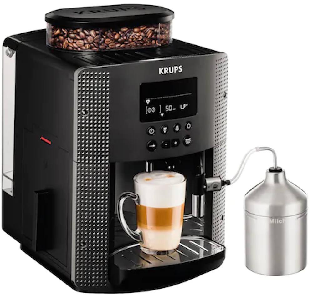 Krups Espresseria Automatic EA816B espressor de cafea