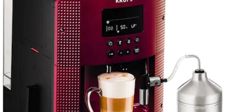 Krups Espresseria EA8165 aparat cafea