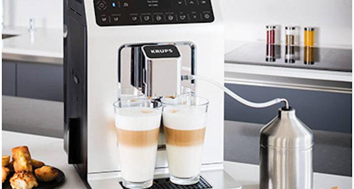 Krups Evidence EA891C10 espressor cafea