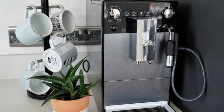 Melitta Avanza aparat de cafea automat