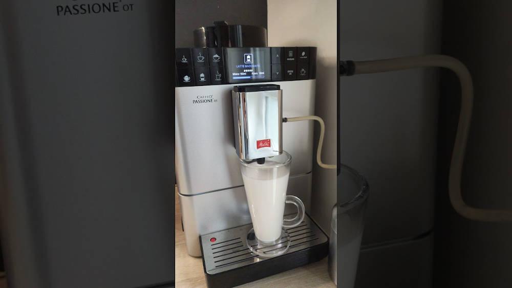 Melitta Passione OT espressor automat