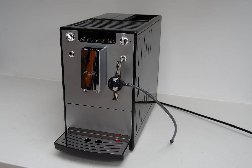 Melitta SOLO & Perfect Milk espressor cafea
