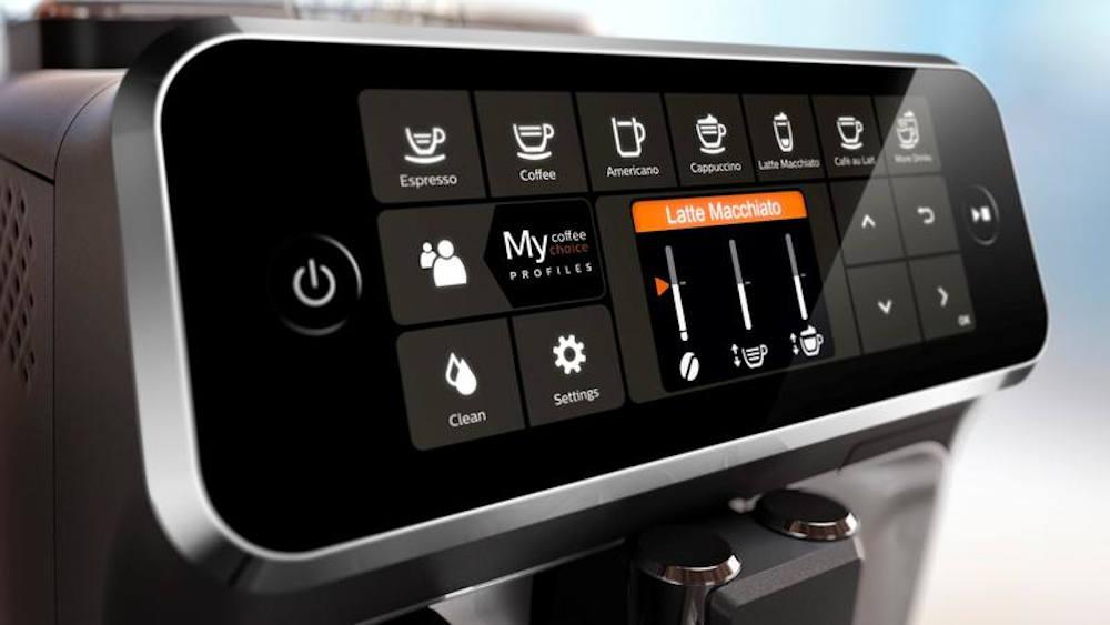 Philips Seria 4300 EP4324 90 espressor ecran tactil