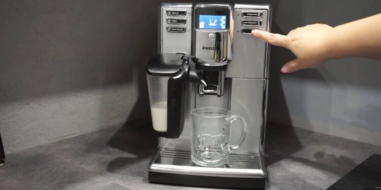 Philips Seria 5000 EP5330 10 espressor automat