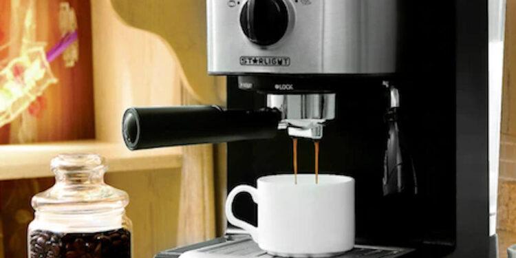 Star Light EMD 1515 aparat de cafea manual