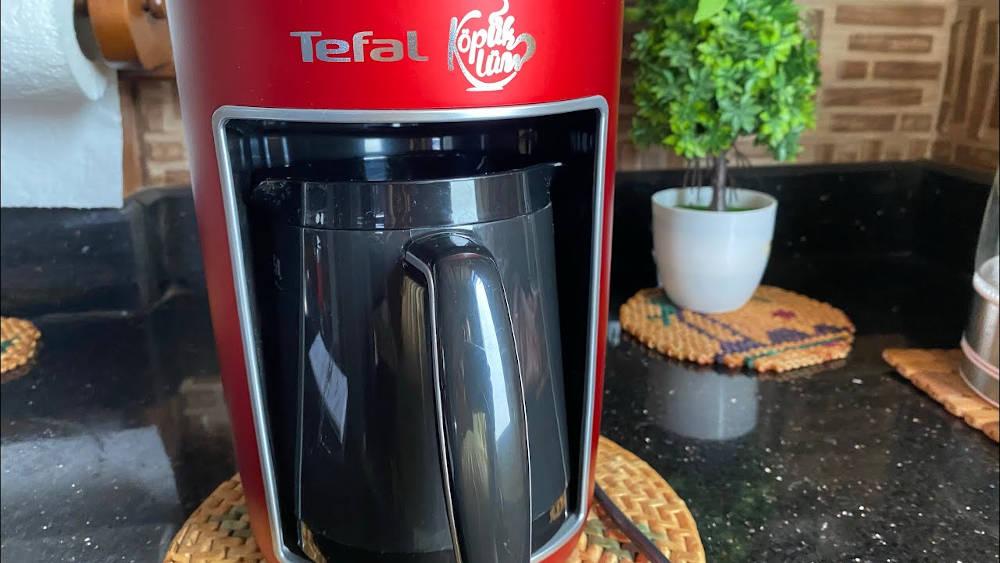 TEFAL CM820534 cafetiera