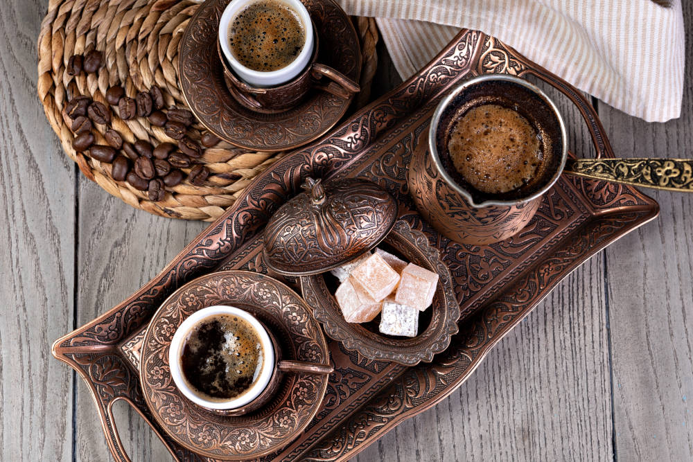 cafea turceasca beneficii