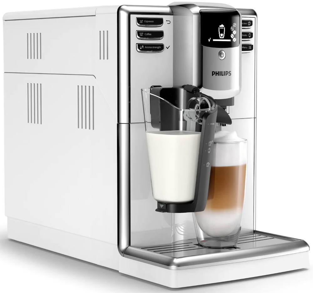espressor cu sistem LatteGo 6 tipuri de băuturijpg