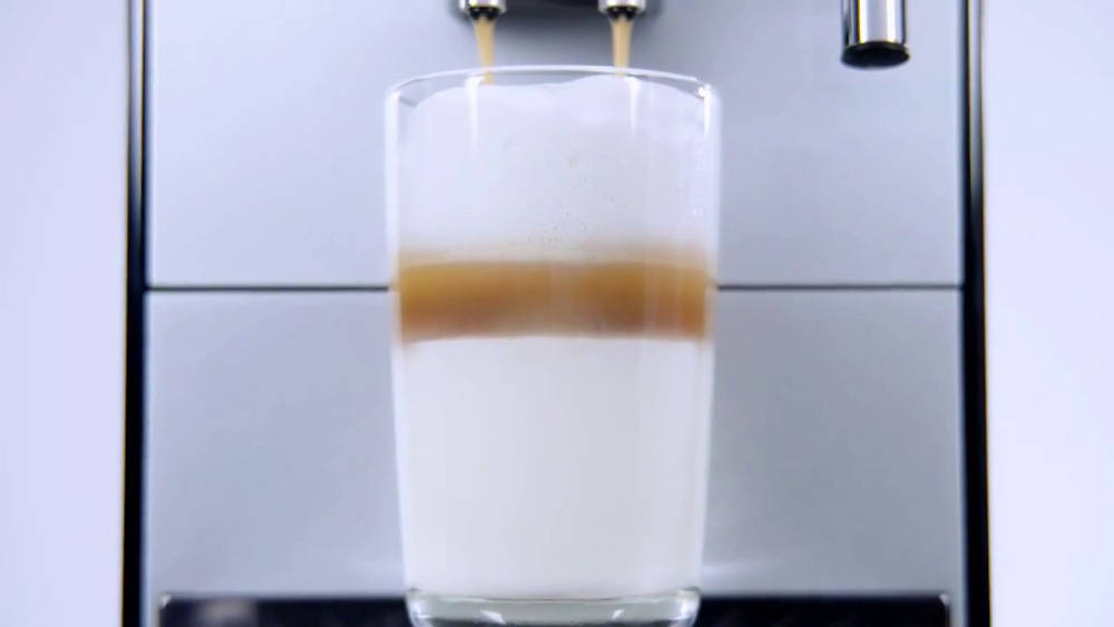 espressor sistem de spumare a laptelui
