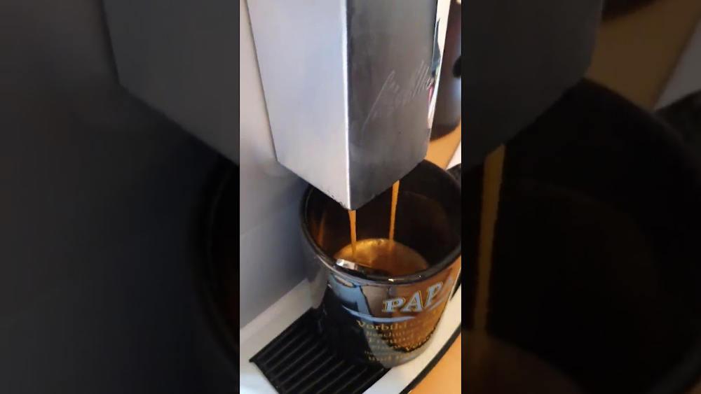 melitta purista espressor ușor de utilizat